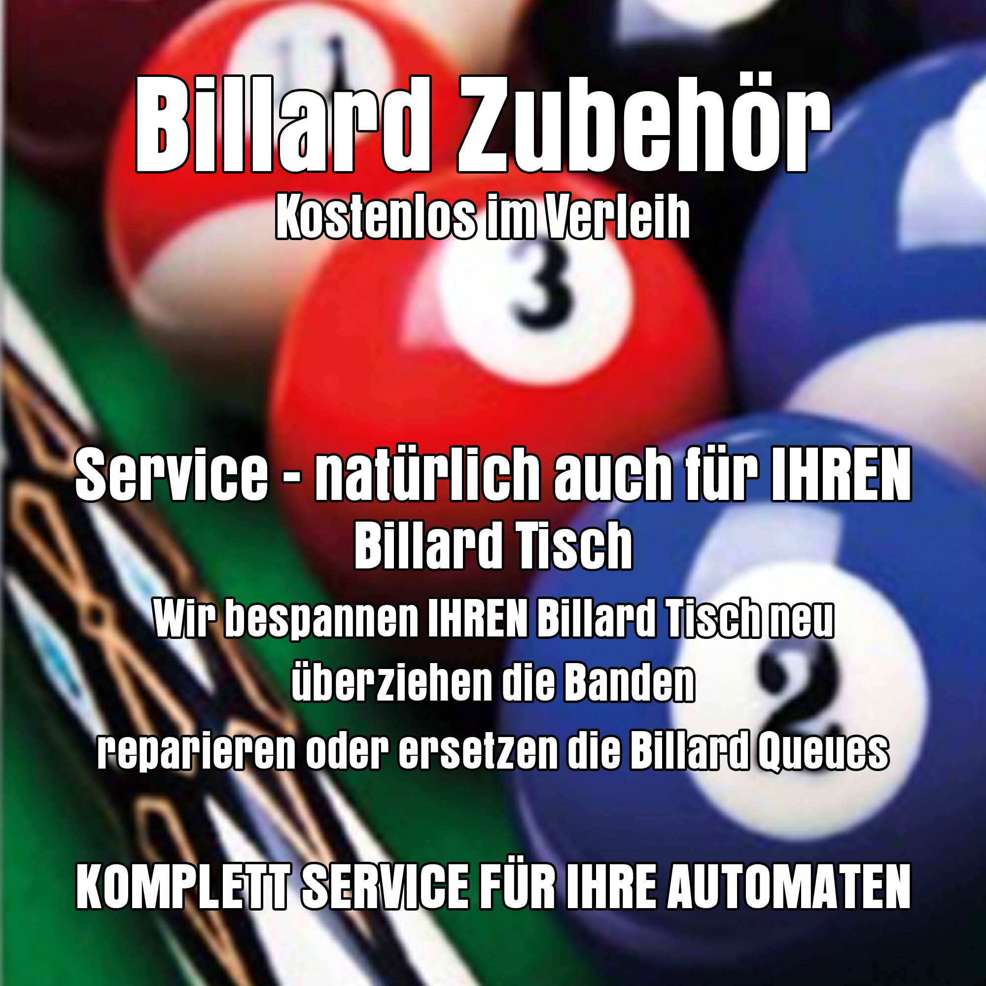 Billard_Service